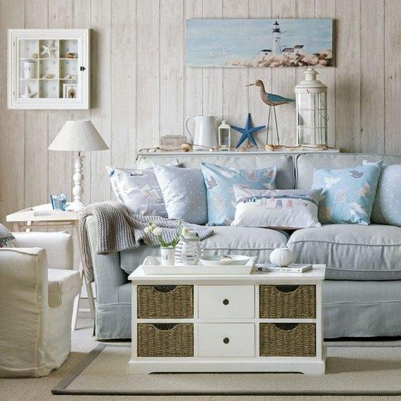 Beach Living Room 2